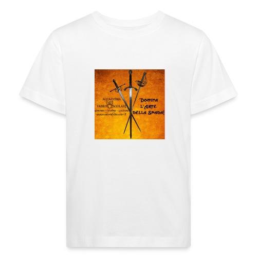 3spade-jpg - Maglietta ecologica per bambini