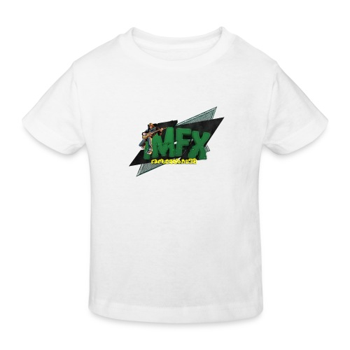 [iMfx] carloggianu98 - Maglietta ecologica per bambini