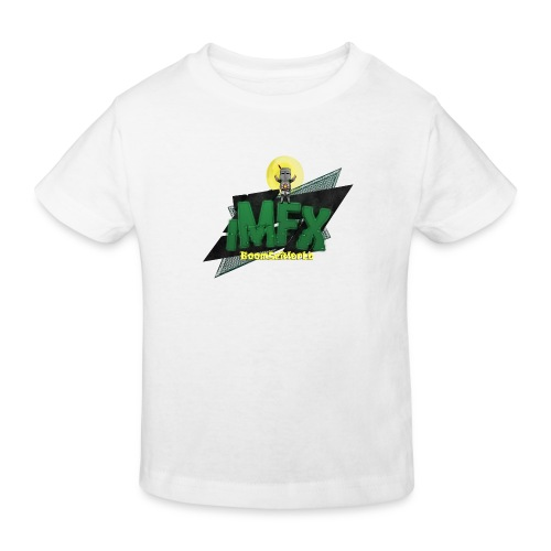 [iMfx] Lubino di merda - Maglietta ecologica per bambini