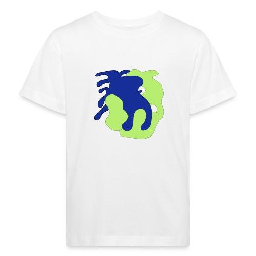 Macchie_di_colore-ai - Maglietta ecologica per bambini