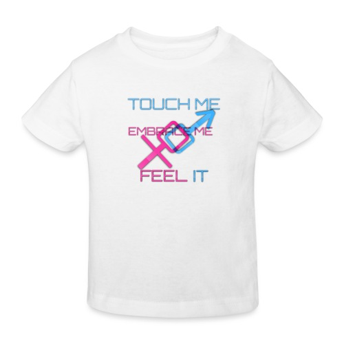 Sex and more up to - Kids' Organic T-Shirt