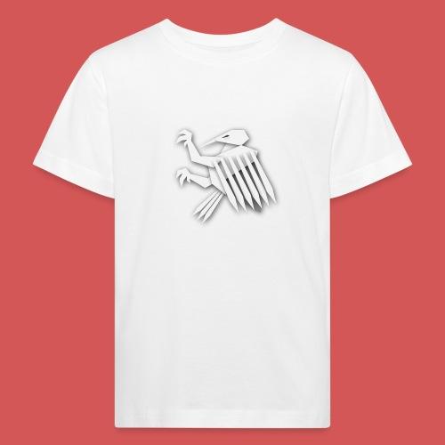 Nörthstat Group ™ White Alaeagle - Kids' Organic T-Shirt