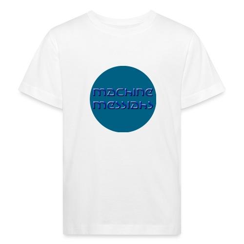 mm - button - Kids' Organic T-Shirt