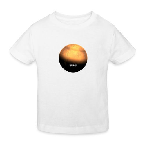 MARS Planet - T-shirt bio Enfant