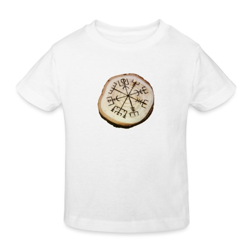 VHEH - Vegvísir - Kids' Organic T-Shirt