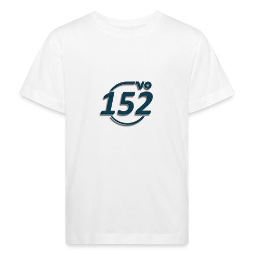 152VO Klassenzeichen petrol ohne Text - Kinder Bio-T-Shirt