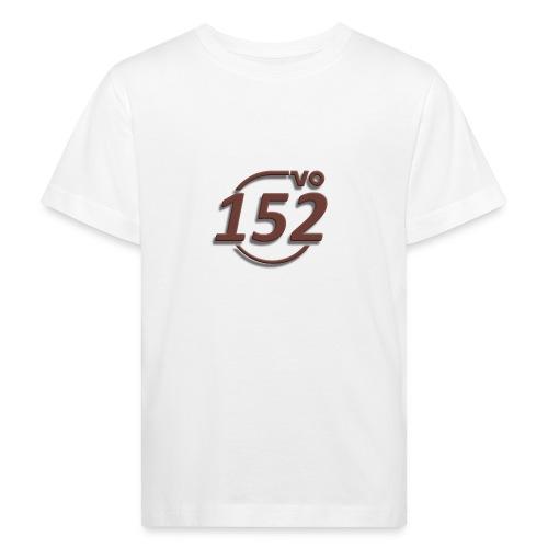 152VO Klassenzeichen mahogany ohne Text - Kinder Bio-T-Shirt