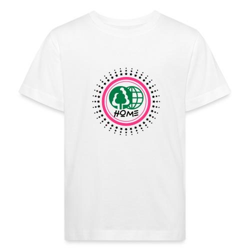 Planète home sweet home - Kids' Organic T-Shirt