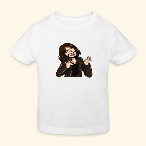 LEATHERJACKETGUY - Kids' Organic T-Shirt