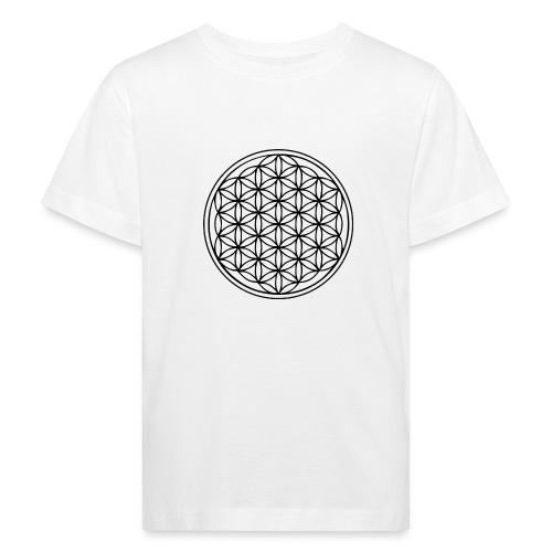 Fleur de Vie - T-shirt bio Enfant