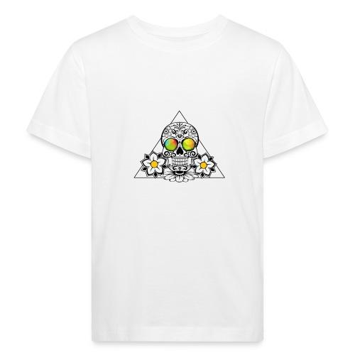 The day of the dead - Lasten luonnonmukainen t-paita