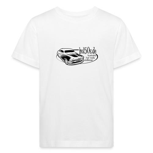 Hot50s Logo - Kinder Bio-T-Shirt