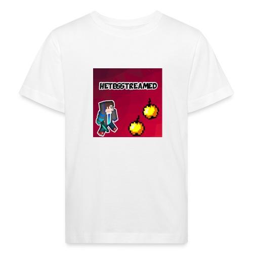 Logo kleding - Kinderen Bio-T-shirt