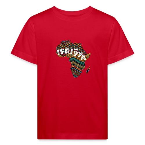 Africa - Ifriqya - T-shirt bio Enfant