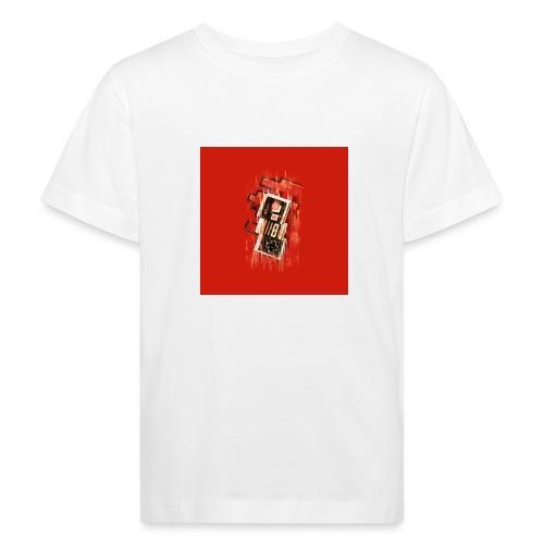 Blurry NES - Kids' Organic T-Shirt