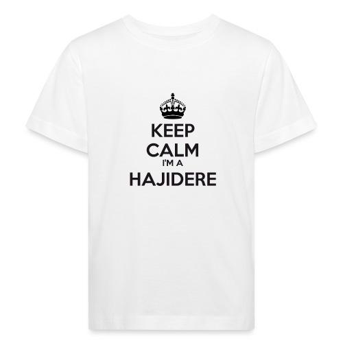 Hajidere keep calm - Kids' Organic T-Shirt