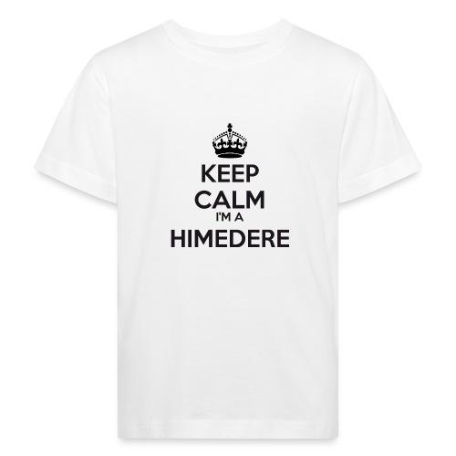 Himedere keep calm - Kids' Organic T-Shirt