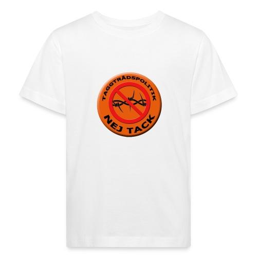 Taggtrådspolitik Ny - Ekologisk T-shirt barn