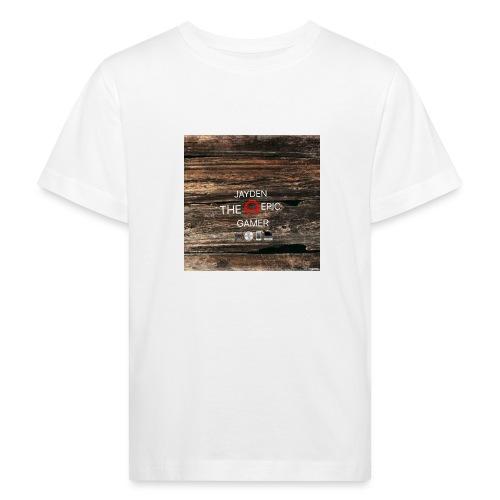 Jays cap - Kids' Organic T-Shirt