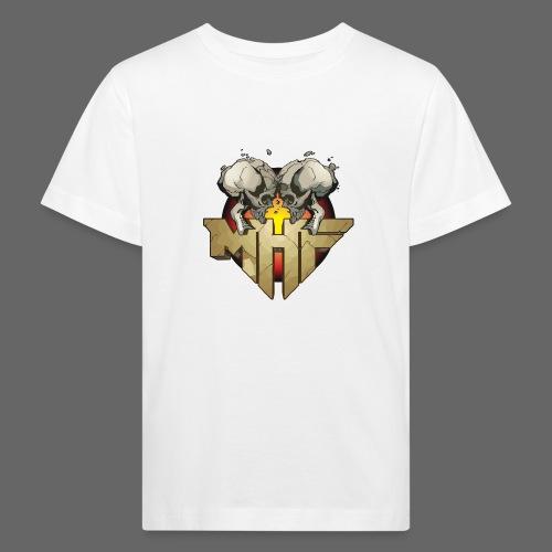 new mhf logo - Kids' Organic T-Shirt