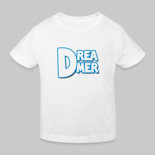 Dreamers' name - Kids' Organic T-Shirt