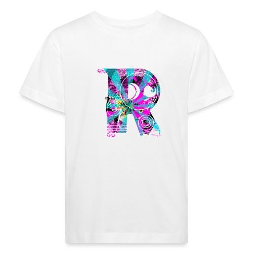R - Kinderen Bio-T-shirt
