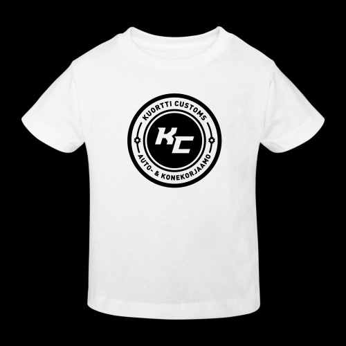 kc_tunnus_2vari - Lasten luonnonmukainen t-paita