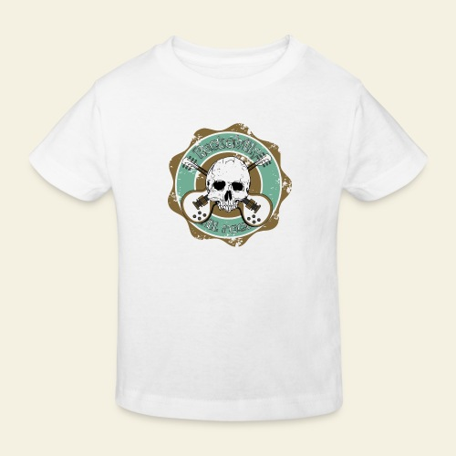 Rockabilly Still Rockin - Organic børne shirt