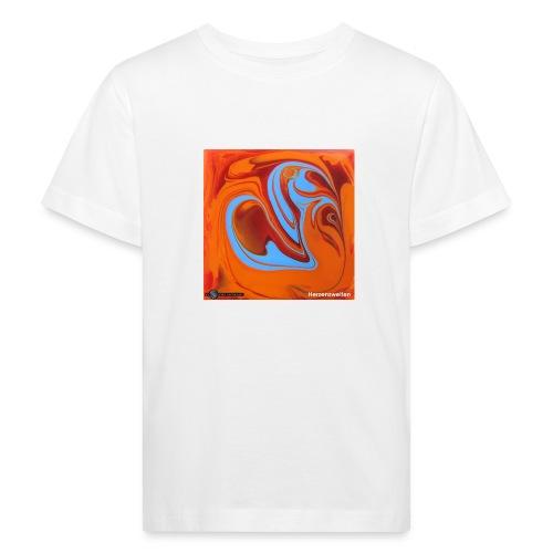 TIAN GREEN Mosaik DK005 - Herzenswelten - Kinder Bio-T-Shirt