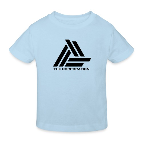 zwart metnaam keertwee png - Kids' Organic T-Shirt