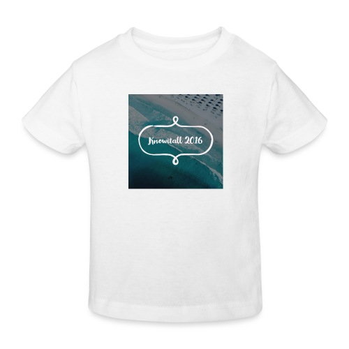 Knowitall 2016 - Kids' Organic T-Shirt