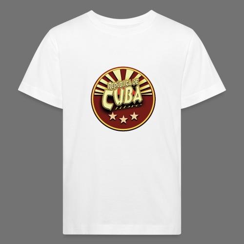 Republica De Cuba Libre - Kinder Bio-T-Shirt