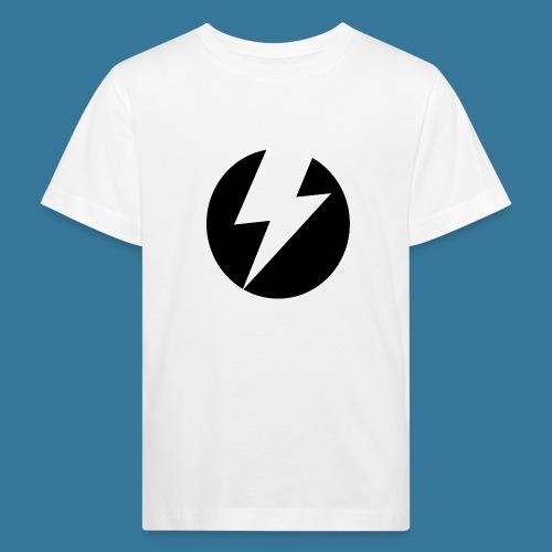 BlueSparks - Inverted - Kids' Organic T-Shirt