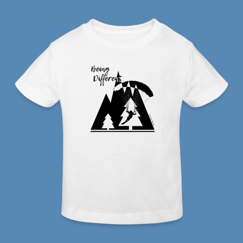 Being Different - T-shirt bio Enfant