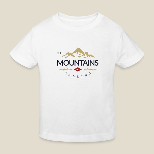 Outdoor mountain - T-shirt bio Enfant