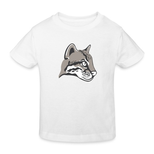 Ozelot - Kinder Bio-T-Shirt
