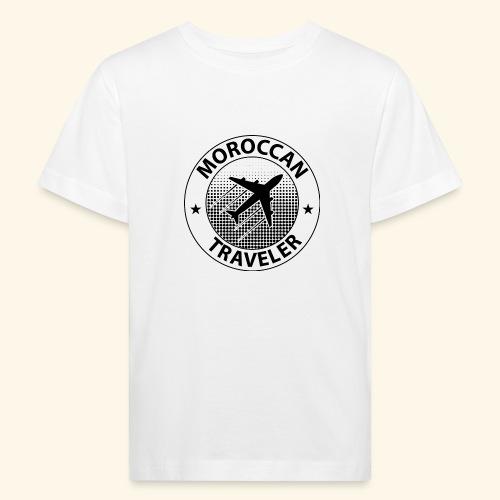 Moroccan Traveler - T-shirt bio Enfant