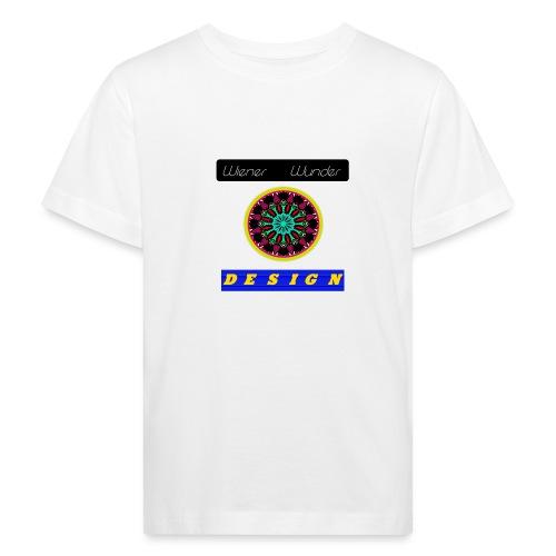 Wiener Wunder Design Logo #2 - Kinder Bio-T-Shirt