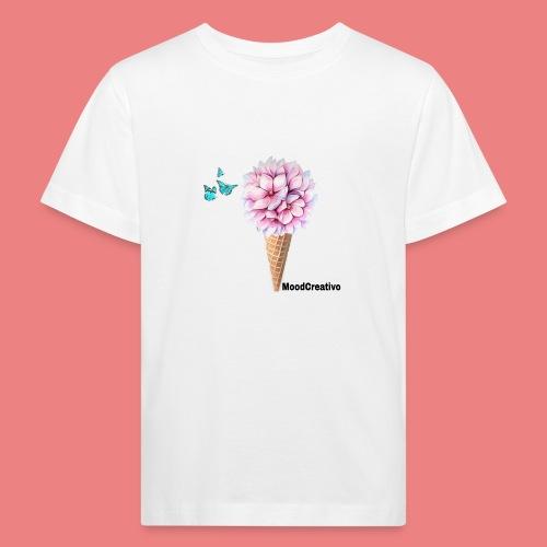 MoodCreativo - Maglietta ecologica per bambini