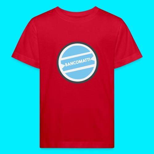 Bancomatti - Maglietta ecologica per bambini