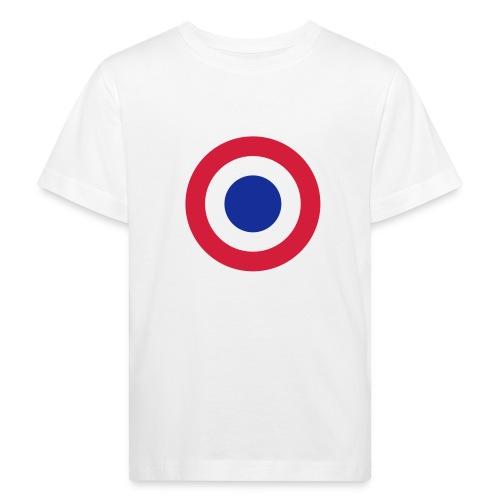 FFI Logo 2 manche - T-shirt bio Enfant