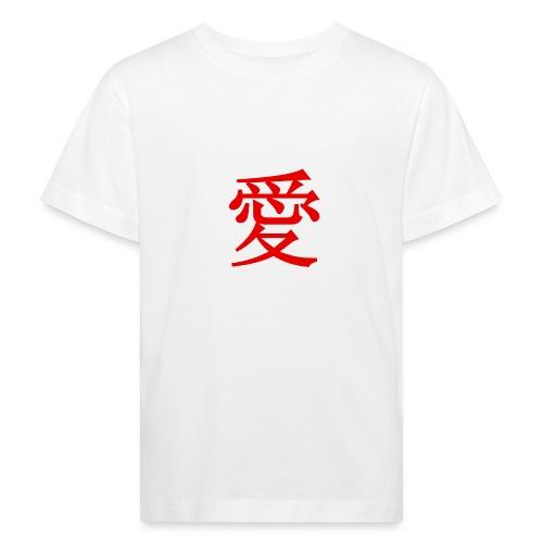 Love - T-shirt bio Enfant