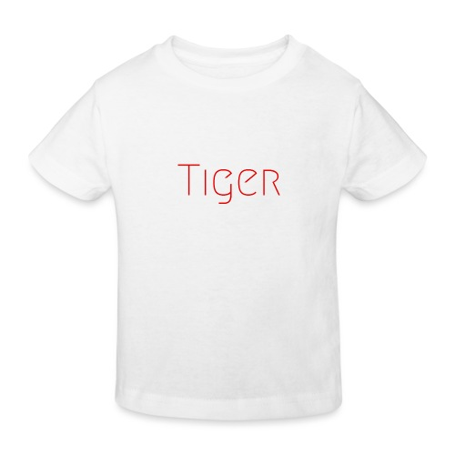 Tiger - T-shirt bio Enfant
