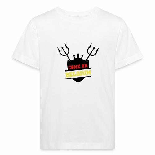 Come On Belgium - T-shirt bio Enfant