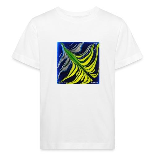 TIAN GREEN Mosaik DK037 - Hoffnung - Kinder Bio-T-Shirt