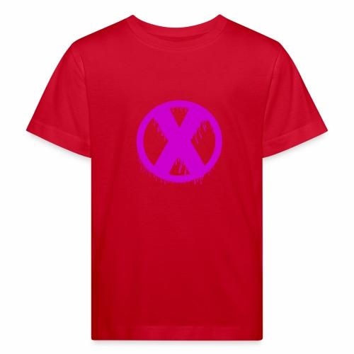 X - T-shirt bio Enfant