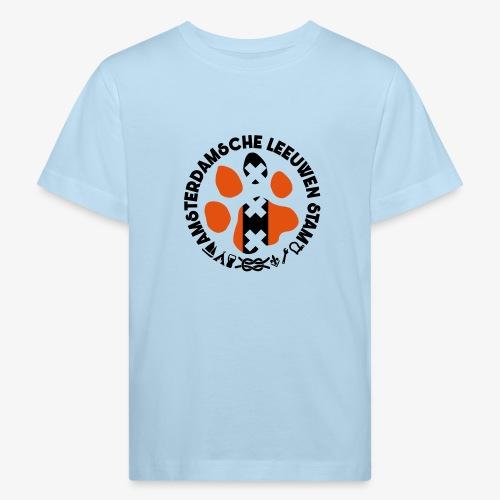 ALS witte rand licht - Kinderen Bio-T-shirt