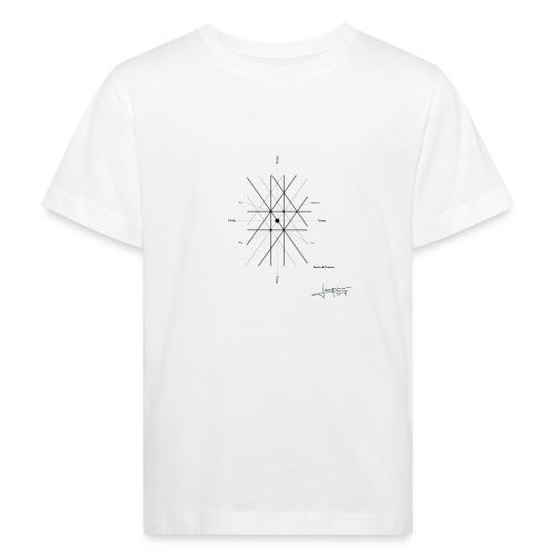 mathematique du centre_de_lunivers - T-shirt bio Enfant