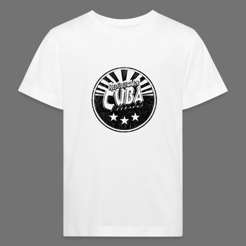 Cuba Libre (1c black) - Kinder Bio-T-Shirt