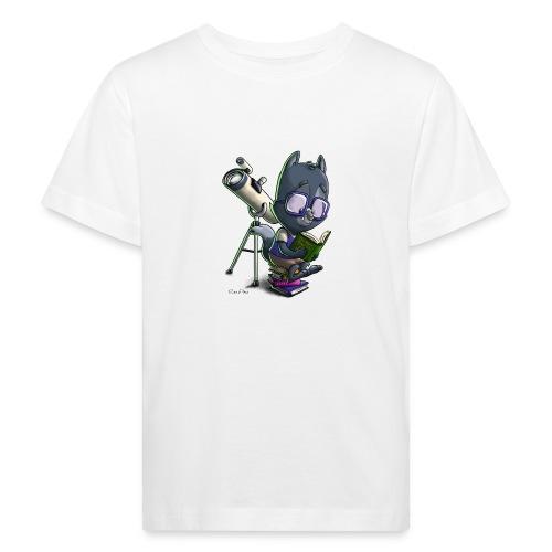 Li'l Wolfie: SiLee Films - Kids' Organic T-Shirt